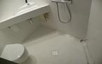 mueble baño integrado