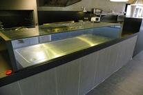 Detalle integración cocina